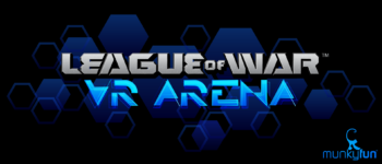 MunkyFun Bringing Its Popular League of War Franchise to PlayStation®VR with League of War: VR Arena