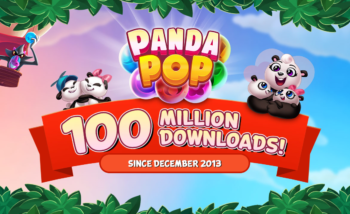 Jam City Announces Hit Mobile Game Panda Pop Passes 100 Million Downloads