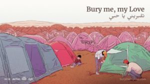 Syrian Refugee Story, Bury me, my Love, Out Now for iOS and Android