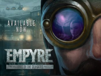 Goggles Polished and Sky Train Ticket in Hand, Empyre: Lords of the Sea Gates Surges Onto Steam