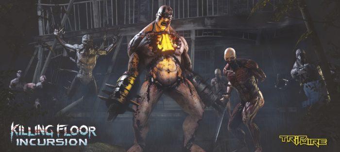 Killing Floor: Incursion Coming To HTC VIVE Via Steam VR On November 7