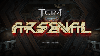 En Masse Entertainment Unleashes the Arsenal Update for TERA
