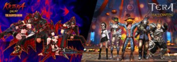 En Masse Entertainment Scares Up Halloween Festivities for TERA and Kritika Online Starting October 18