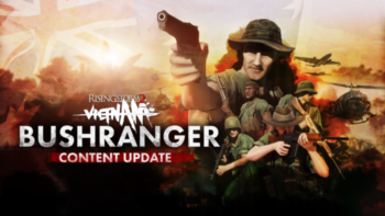Tripwire Interactive Enlists Aussies With Free Bushranger Content Update for Rising Storm 2: Vietnam, Available Now