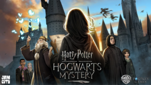 Pets Arrive in Harry Potter: Hogwarts Mystery!