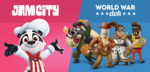 Jam City Expands Portfolio with Acquisition of Brainz Team and Assets, Including Award-Winning Strategy Game, World War Doh