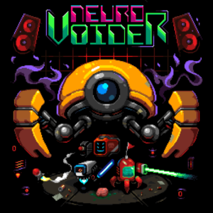 NeuroVoider Brings Humanity's Last Stand to PlayStation® Vita Today!
