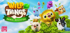 Jam City Unveils Its New Mobile Entertainment Franchise – Wild Things: Animal Adventure