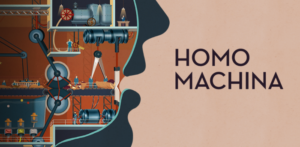 Award-Winning Biological Puzzler Homo Machina Releases for iOS and Android Today