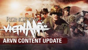 RISING STORM 2: VIETNAM Players Get New Playable Faction with Free Army of the Republic of Vietnam Update on May 29