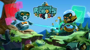 Insane Robots Brings the Robot Rebellion to World's Most Popular Chat Client for Gamers