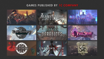 1C Company Set to Present a Plethora of New Games at Gamescom