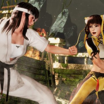 Iconic Characters Return To Fight In DEAD OR ALIVE 6
