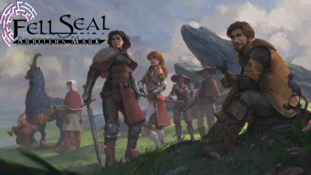 1C Company's Turn-Based Tactical RPG, Fell Seal: Arbiter's Mark, Launches on PC via Early Access