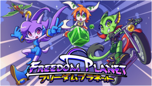 Freedom Planet launches new Nintendo Switch Demo today;  Racks up High Scores and Praise in Reviews