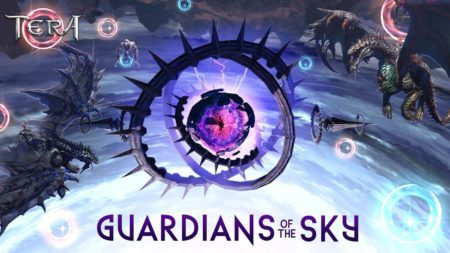 Guardians of the Sky Arrives for TERA PC with Aerial Content and Limited Time Loot