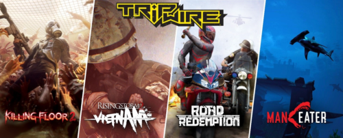 PAX West: Tripwire Unveils New Details for Maneater, Road Redemption, Killing Floor 2, and Rising Storm 2: Vietnam