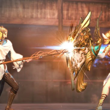 Wield The Power Of The Gods In Warriors Orochi 4
