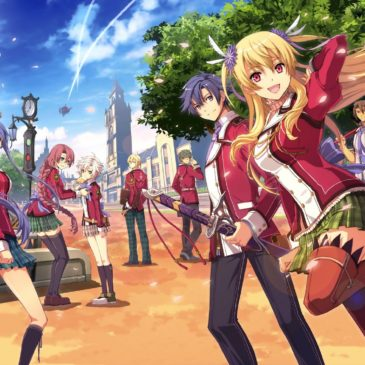 The Definitive JRPG Experience Awaits As The Legend of Heroes: Trails of Cold Steel and The Legend of Heroes: Trails of Cold Steel II Come West to PlayStation®4 in Early 2019