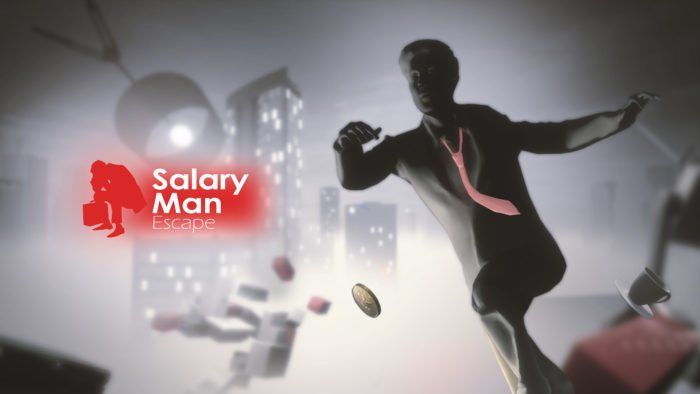 Salary Man Fails Escape and Clocks in on PlayStation®4, PC and Steam
