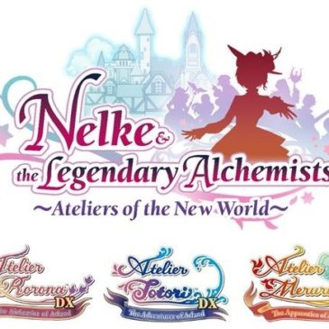 Rekindle Old Friendships In Nelke & The Legendary Alchemists: Ateliers Of The New World  And Continue The Reunion With  The Atelier Arland Series Deluxe Pack