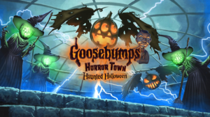 Pixowl Launches Goosebumps™ HorrorTown Haunted Halloween Event as Sony Pictures' Goosebumps 2: Haunted Halloween Opens Nationwide October 12