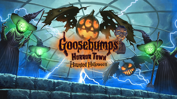 Pixowl Launches Goosebumps Horrortown Haunted Halloween Event As Sony Pictures Goosebumps 2 Haunted Halloween Opens Nationwide October 12 One Pr Studio