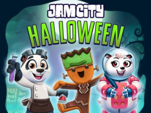 Jam City Gives Players Tricks and Treats in the Halloween Spooktacular, Offering Sweet, Spooky Fun Across Line of Hit Mobile Games