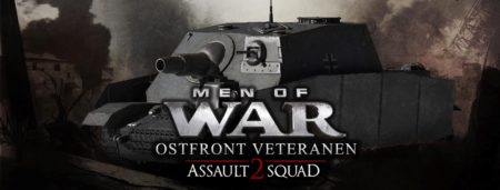 1C Entertainment Releases New Ostfront Veteranen DLC for Acclaimed PC RTS, Men of War: Assault Squad 2