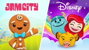 Jam City and Disney Announce Multi-Year Mobile Games Development Partnership
