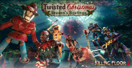 Gary Busey is Badass Santa In New Killing Floor 2  Winter Update, Out Now for PlayStation 4, Xbox One, and PC