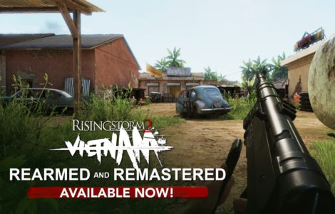 Rising Storm 2: Vietnam Rearmed and Remastered Update Adds Fan Favorite Red Orchestra 2 Maps,   Kicks Off Free Steam Weekend and Sale