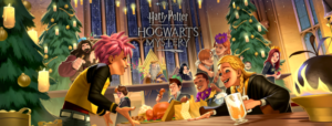 Harry Potter: Hogwarts Mystery Invites Players to Deck the Halls for Christmas in the Wizarding World