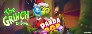 "Iconic Holiday Curmudgeon Returns to Mobile in  Jam City's Panda Pop ""Grinchmas"" Takeover"