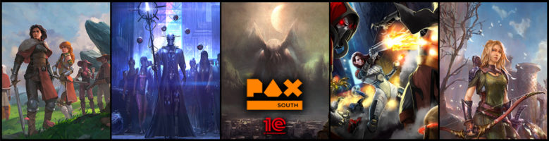 PAX South 2019: 1C Entertainment Teases Strategy and RPG Lineup with New Trailer