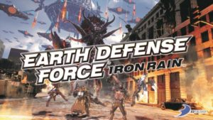 Earth Defense Force: Iron Rain Coming Soon to PlayStation®4, Global Deployment Set for April 11, 2019