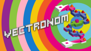 Rhythm-Action Meets Psychedelic Geometry as Vectronom Gets Players Solving 3D puzzles to Electronic Beats