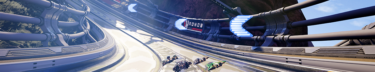 Ready to go fast and blow stuff up? Futuristic Combat Racer, 'Formula Fusion,' Rebrands as Pacer as it Revs up for Global Debut