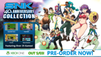 SNK 40th Anniversary Collection Confirmed to Arrive on Xbox One May 3rd