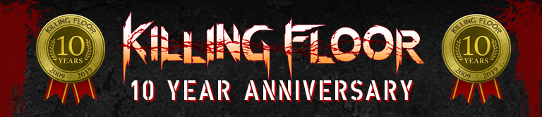 Tripwire Interactive Celebrates 10 Years of Killing Floor with Over 15 Million Players and $100 Million in Franchise Revenue