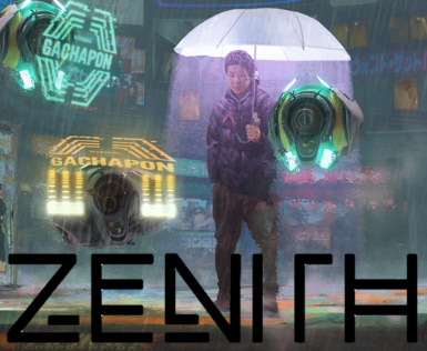 Zenith, the Cyberpunk VR MMORPG for PC and VR, Receives Stellar Support and Breaks Kickstarter VR Records  with 625% Funding… and Counting!