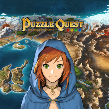 Puzzle Quest: The Legend Returns Launches Today,  Exclusively for the Nintendo Switch™ System