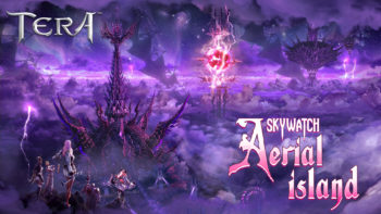 TERA's 'Skywatch: Aerial Island' Update Launches on PC on October 15 with New Card Collection System