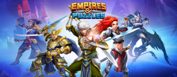 Small Giant Games Brings Hero Costumes to Empires & Puzzles