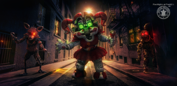 Illumix Releases Five Nights at Freddy's AR: Special Delivery on iOS and Android Mobile Devices
