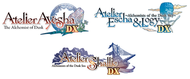 Prepare to Journey into the World of Dusk by Pre-Ordering the  Atelier Dusk Trilogy Today