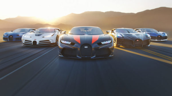 Zynga Celebrates Bugatti's 110th Anniversary with Special CSR Racing 2 Event Series