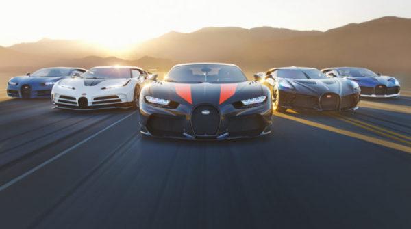 Zynga Celebrates Bugatti's 110th Anniversary with Special CSR Racing 2 Event Series