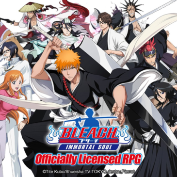 Bleach: Immortal Soul Announced as Authentic New Official Mobile RPG