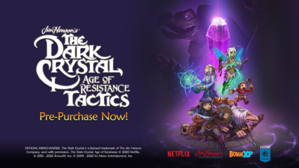 Pre-Purchase for The Dark Crystal: Age of Resistance Tactics Now Available